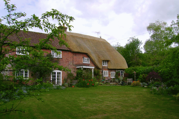 Thatched roof Monxton